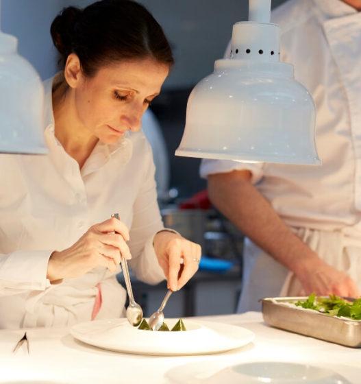 Anne-Sophie Pic, l'art de la gastronomie
