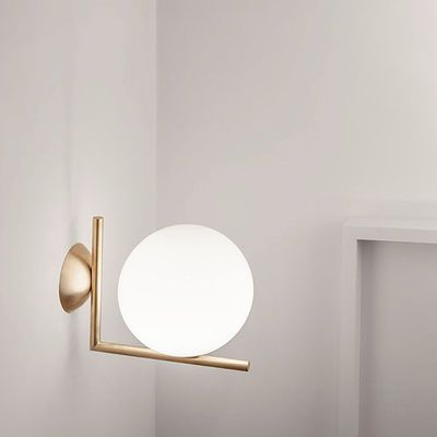 Lampe boule - applique Flos