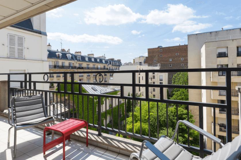 terrasse sadone Neuilly