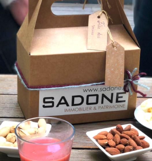Sadone, partenaire de votre Fête des Voisins !