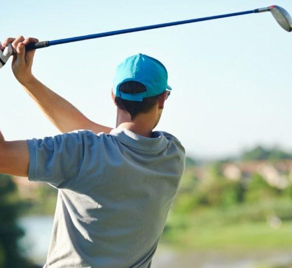 Golfeurs au grand coeur