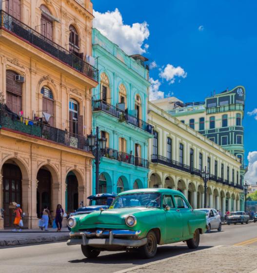 Cuba, une destination fantasmagorique