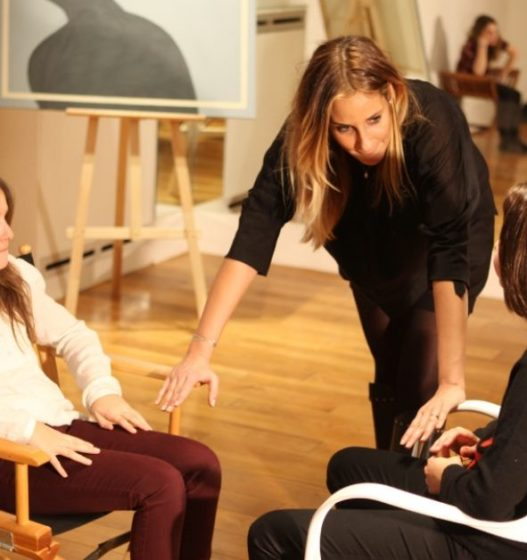 Cours Anna, théâtre pour enfants à Neuilly