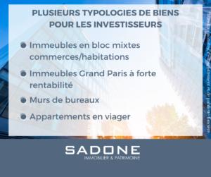 investir SADONE