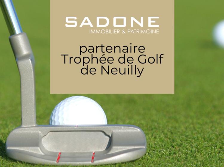 Trophée de Golf de Neuilly 2020 : le mot de Jean-Louis Sadone