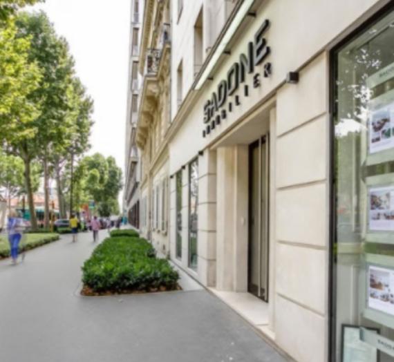 De l'agence SADONE à la Mairie de Neuilly, l'interview de Frédéric Gion