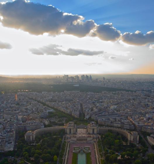 Etat des lieux : l'Ouest parisien a la côte